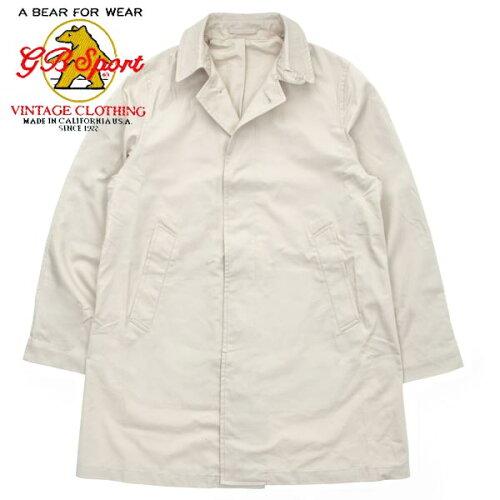 GB SPORT VINTAGE CLOTHING ライトタン コットン...