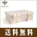 [超ポイント10倍][送料無料] Chinon-シノン(ピンク)収納ボックス Mサイズ/ジェニファーテイラー