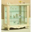 サルタレッリ ヴェルサイユ2ドアキュリオ (食器棚 飾り棚)