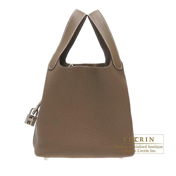 HERMES picotin 22 MM HERMES Picotin Lock bag MM ...