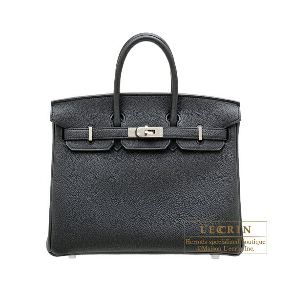 HERMES Birkin 25 25 HERMES Birkin bag 25 Black T...