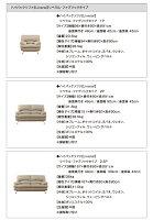 送料無料ハイバックソファ【Liveral】リベラル・ファブリックタイプDセット(3P+オットマン)