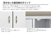 DVD収納コミック収納マンガ収納漫画収納DVDラックDVD収納ラックDVD本棚書棚ストッカーホワイト日本製大容量木製