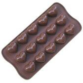 【シリコマート Silikomart】【チョコレート型】シリコンモールド・MONAMOUR【シリコンゴム型】EASY CHOCO