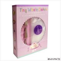 レシピブックとモールドがセットに♪発人気製菓ツールブランドWILTONの本です☆【雑貨BOOK】Tin...