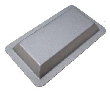 テフロン加工 フィナンシェ型10枚セット(84×42×高11mm)(フッソ加工)(フッソセット)※2017年10月より価格改定