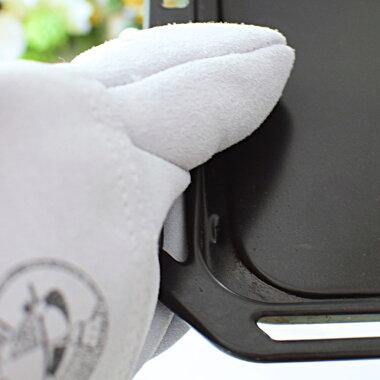 【まじまやロゴ入り】耐熱500度オーブンミトン(鍋つかみ)右手用※両手・左手用ではありません。両手セット販売ではありません。