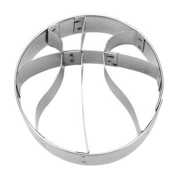 スタッダー クッキー型 バスケット ボール 6cm | STADTER 馬嶋屋菓子道具店