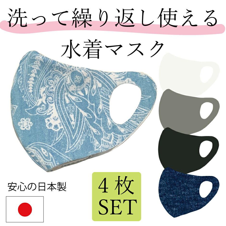 水着 素材 マスク 効果