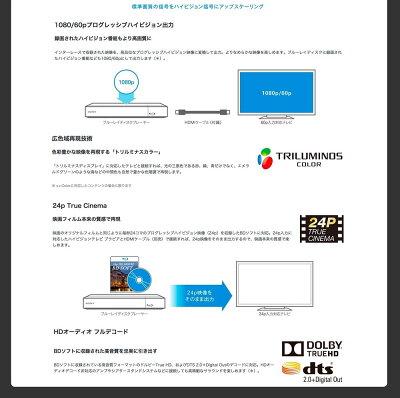 リージョンフリーDVDプレーヤーSONYBDP-S1700BDプレーヤーHDMIケーブル・日本語説明書付