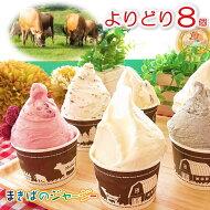 【まきばのジャージーアイスクリーム】よりどり8個セットギフトセットアイスクリームアイスミルクフルーツチョコレートラムレーズン抹茶マカデミアごま詰め合わせお祝いギフトプレゼントお取り寄せおいしい美味しいお子様子供ご年配小分け