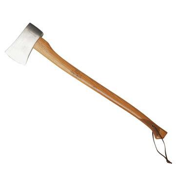 クラシックライン Mark−3(マーク3)|鏡面仕上げの美しい刃と使い心地抜群のローレット・グリップを備える工芸品のような斧|針葉樹などの簡単な薪割り、切断用に|ヘルコ|アックス