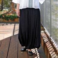 Cダブルガーゼバルーンパンツ/【エスニックファッション】/パンツ/ボトムス/ロング/無地/バルーンパンツ/ゆったり/エスニック/レディース/ワイドパンツ/レディースファッション