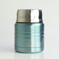 シャスタステンレスフードジャーシャインライトブルー/スープジャー/マイボトル/水筒/シャスタ/エコ/スタイリッシュ/スタイリッシュボトル/ステンレス/保温性/保冷性/衛生的/耐久性/プレゼント/ギフト/直飲み/軽量