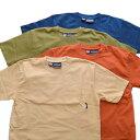 サウザンドマイル THOUSAND MILE ヘビーウェイト ポケットTシャツ 12OZ POCKET T-SHIRT アメリカ製 MADE IN USA メール便対応可