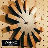 壁掛け時計WielkoヴィエルコCL-2949