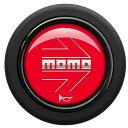 MOMOホーンボタンアロー レッド HB19