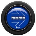 MOMOホーンボタンアロー ブルー HB20