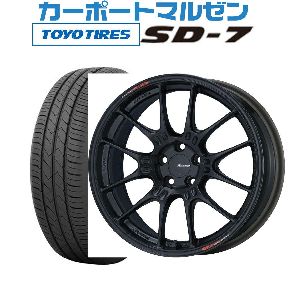 タイヤ・ホイール, サマータイヤ・ホイールセット 4 GTC0217 7.5J TOYO SD-721555R17 94V