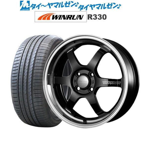 タイヤ・ホイールセット, サマータイヤ・ホイールセット 50 54 TE37 KCRFDMC16 6.0JWINRUN R33020545R16 87W XL