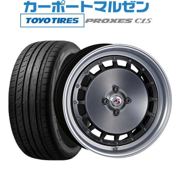 タイヤ・ホイールセット, サマータイヤ・ホイールセット 4 RS DP CUP (HCM)16 6.0J PROXES C1S ()20560R16 92W