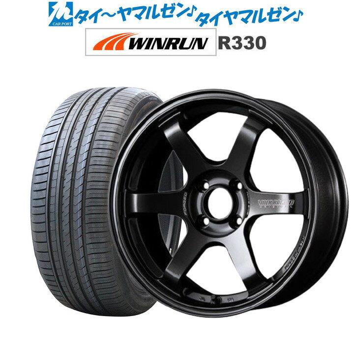 タイヤ・ホイールセット, サマータイヤ・ホイールセット 4 TE37 SONIC()(MM) 16 7.0JWINRUN R33019555R16 87V