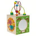 ハペ HAPE ディスカバリーボックス E1802A送料無料 おもちゃ 知育玩具 木のおもちゃ そろばん 【TC】