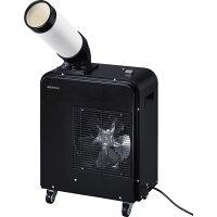 \在庫限り/ スポットクーラー ブラック PSAC-0803-B送料無料 スポットクーラー クーラー 冷風機 冷房 暑さ対策 家庭用 季節家電 【D】【KHSL】[2109SX]