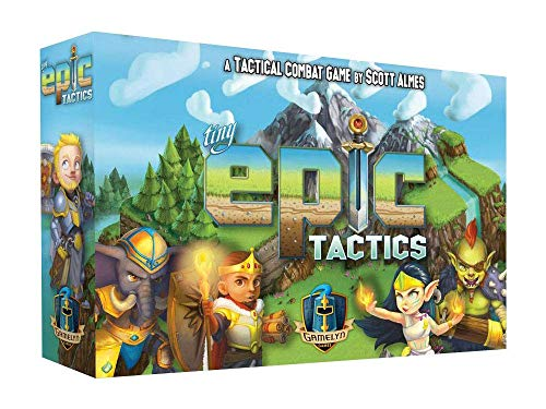 Gamelyn Games Tiny Epic Tactics [並行輸入品]画像
