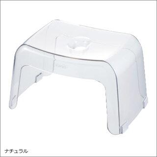 日本製カラリ腰かけ20Hお風呂椅子高さ20cmお風呂いすお風呂イスおふろいすおしゃれ北欧テイストインテリア雑貨バスチェアバスチェアーバスグッズバススツールお風呂グッズお風呂セットクリア抗菌掃除浴槽浴室用品バス用品バス椅子容器リッチェル