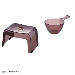 日本製腰かけ20H手おけ2点セットカラリバスチェアバスチェアーバススツールお風呂グッズバスチェアお風呂椅子高さ20cmお風呂いすお風呂イスおしゃれ北欧テイストインテリア雑貨お風呂セットバスチェアクリアバスチェアリッチェルバスチェア