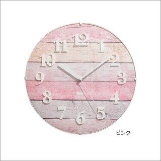 ポイント10倍電波ビンテージウッドクロックBRUNOブルーノ掛け時計掛時計壁掛け時計壁掛時計電波時計おしゃれインテリア雑貨北欧男前ヴィンテージアメリカンレトロウッド風木目風モダンアンティーク人気おすすめIDEALABEL