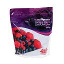 チリ産ベリー4種のおいしさが1袋で味わえる。ベリー好きに嬉しいミックス!■冷凍フルーツ■トロ...