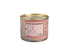 モンブランなどの手作りお菓子にオススメのペーストです♪サバトン マロンペースト 240g_ <...