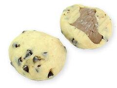 ■冷凍生地■KOBEYA チョコチップメロンパン 78g×10【fami_point0524】