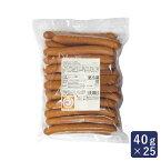 ソーセージ アラビキウインナー 大山ハム 40g×25_おうち時間 パン作り お菓子作り 手作り パン材料 お菓子材料