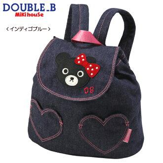 B DB girl double fs3gm ♪ デニムリュック