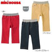 ☆ミキハウス☆Every Day mikihouse☆デニム風ストレッチパンツ(80-130cm)