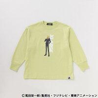 ('20秋冬)エクストララージキッズ(XLARGEKIDS)【ONEPIECE】サンジプリントTシャツ(110cm-140cm)