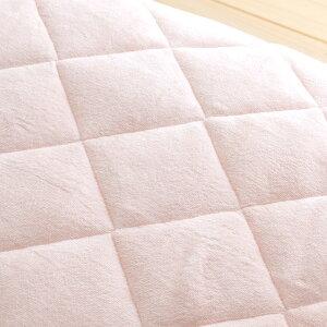 敷きパッドシングル西川綿100%春秋冬向きあったかウォッシャブル綿マイヤー敷パッド丸洗いOK京都西川ベッドパッド兼用