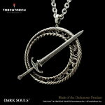 【予約商品】【TORCHTORCH】ダークソウル×TORCHTORCH/暗月の剣のペンダント