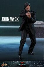 【予約商品】【ホットトイズ】【お一人様3点限り】ジョン・ウィックチャプター2/ムービー・マスターピース1/6フィギュア:ジョン・ウィック