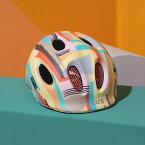 KPLUS(ケープラス) ヘルメット【PUZZLE(パズル) :Sサイズ(52〜56cm) /Talent】 ストライダー 自転車 子供用 キッズ ジュニア