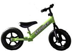 キッズ用ランニングバイク・STRIDER(ストライダー)※カラー:グリー...