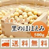 大豆 里のほほえみ 山形県産 豆乳 豆腐 味噌 煮豆 500g【令和2年産】 メール便 送料無料