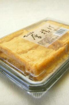 「厚揚げ」2枚 ふっくらもっちり。富山県産エンレイ大豆100%使用