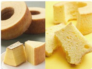 【送料無料】【豆乳】【バームクーヘン】【シフォンケーキ】人気の2大豆乳スイーツがセットにな...