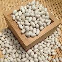 【ゆうパケット送料無料】【300g】北海道産大手亡豆 令和2年産・新豆 てぼ豆 いんげん