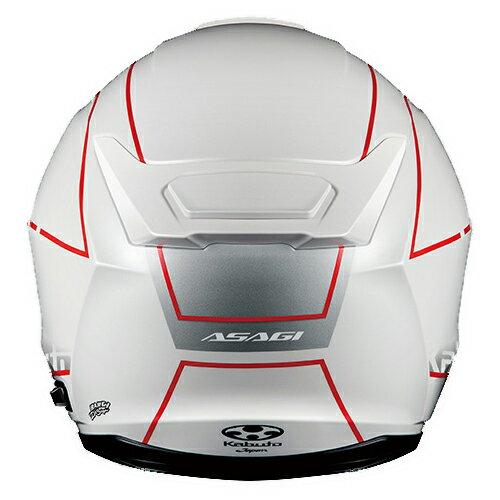 【送料無料】OGKカブトASAGIBEAMアサギビームジェットヘルメットバイクヘルメット