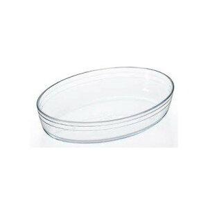 耐熱ガラス/オーブン料理/耐熱容器/ボウル/オーバル/楕円形/皿/レンジ/調理器具/キッチン用品ア...
